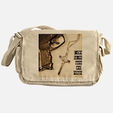 Guns and Religion Messenger Bag