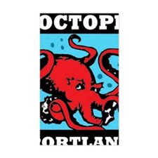 wide octopi Decal