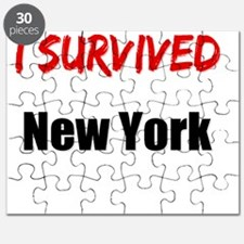 I survived NEW YORK Puzzle