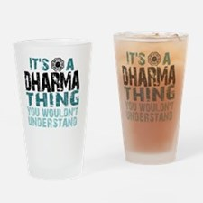 Shower Dharma Thing Drinking Glass