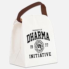 Dharma Canvas Lunch Bag