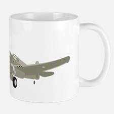 Fighter Plane Mug