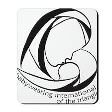 BWI-Triangle Logo Mousepad