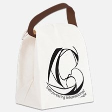 BWI-Triangle Logo Canvas Lunch Bag