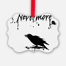 Nevermore Ornament