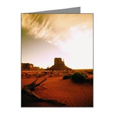 USA, Utah, Monument Valley N Note Cards (Pk of 20)