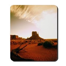 USA, Utah, Monument Valley National Park Mousepad