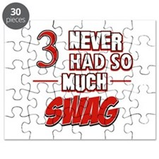 3 never had so much swag Puzzle