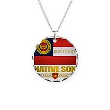 Kentucky Native Son Necklace