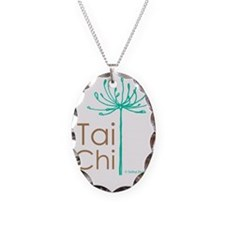 Tai Chi Heart 2 Necklace