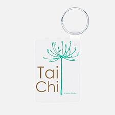 Tai Chi Heart 2 Keychains