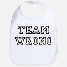 Team WRONG Bib
