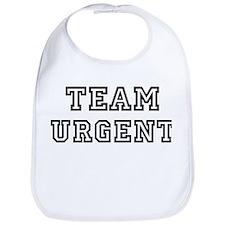 Team URGENT Bib