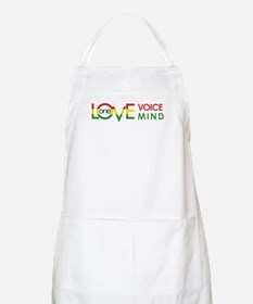 NEW-One-Love-voice-mind8 Apron