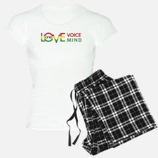 NEW-One-Love-voice-mind8 Pajamas