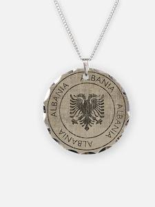 Vintage Albania Necklace