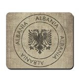 Albania Mouse Pads