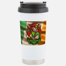 Men of Fire Travel Mug