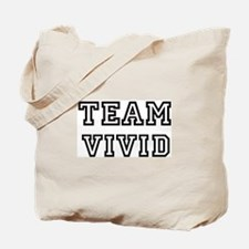Team VIVID Tote Bag