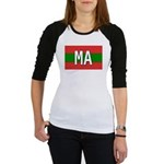 Morocco Colors Jr. Raglan