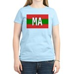Morocco Colors Women's Light T-Shirt