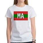 Morocco Colors Women's T-Shirt