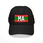 Morocco Colors Black Cap