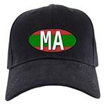 Morocco Colors Black Cap