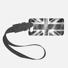 Union Jack Grey Luggage Tag