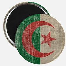 Vintage Algeria Flag Magnet