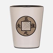 Tsukubai Shot Glass