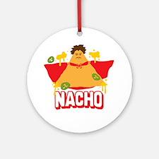 Nacho Round Ornament