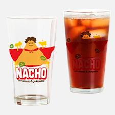 Nacho Drinking Glass