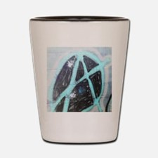 Anarchy 2 Shot Glass