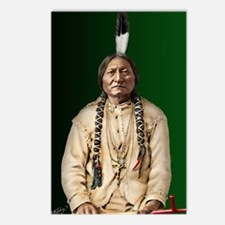 Journal-Sitting Bull Postcards (Package of 8)