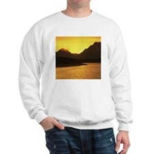 Sunset at Grand Teton National Park, Wy Sweatshirt