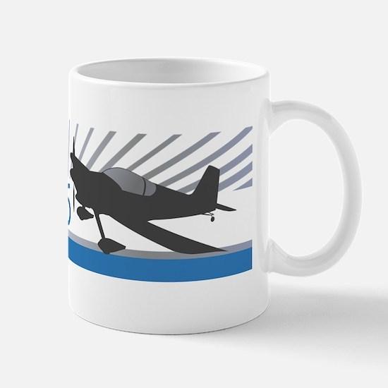 Aircraft Vans RV-6 Mug
