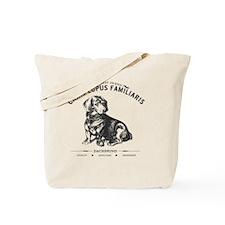 Vintage Dachshund Tote Bag
