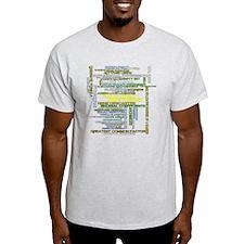 Proud Math Teacher T-Shirt