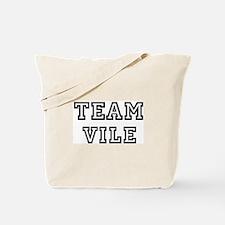 Team VILE Tote Bag