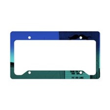 Tillie  Wonder Bar License Plate Holder