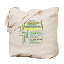 Proud Geography Teacher Tote Bag