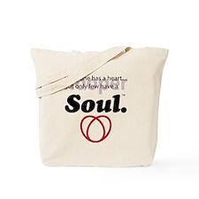 Soul Heart Tote Bag