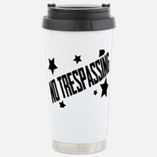 Glambert heart no trespassing! Travel Mug