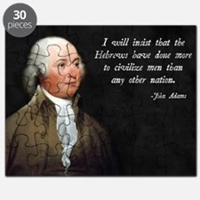 John Adams Israel Puzzle