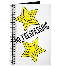 Glambert no trespassing! Journal