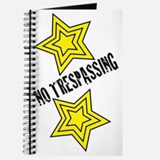 Glambert no trespassing! Journal