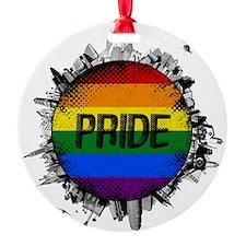 Pride City Ornament