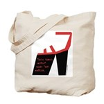 Platform Shoe Tote Bag