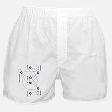 Higgs Boson V Boxer Shorts